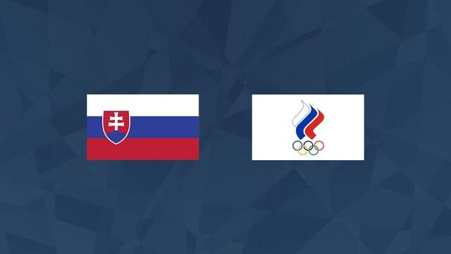 Slovakia - Venäjä