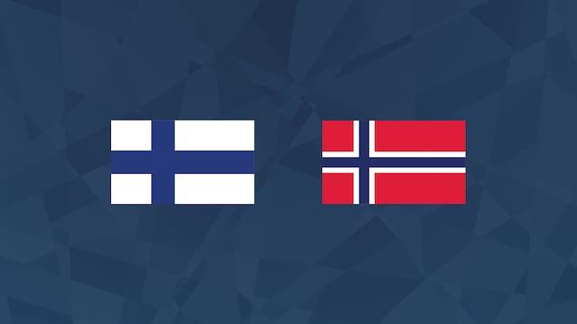 Suomi - Norja (studiolähetys)