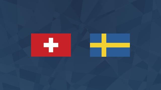 Sveitsi - Ruotsi