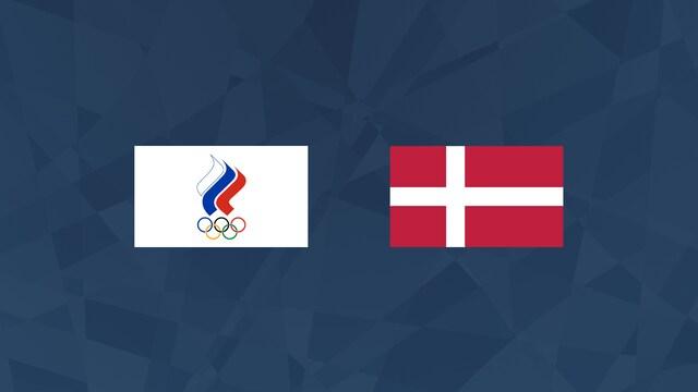 Venäjä - Tanska