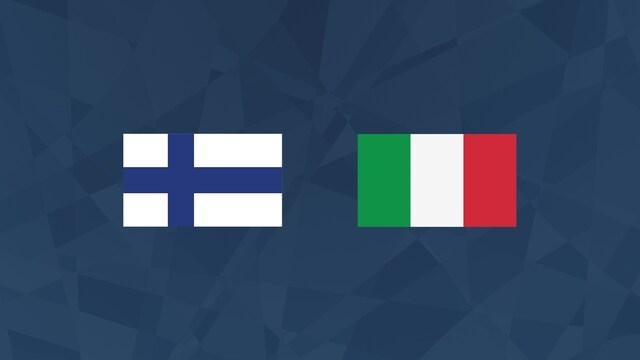 Suomi - Italia (studiolähetys)