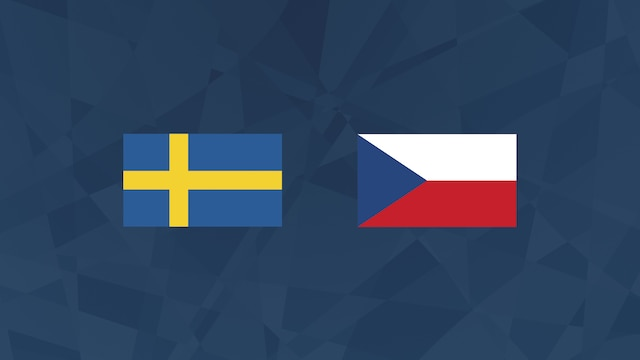 Ruotsi - Tshekki