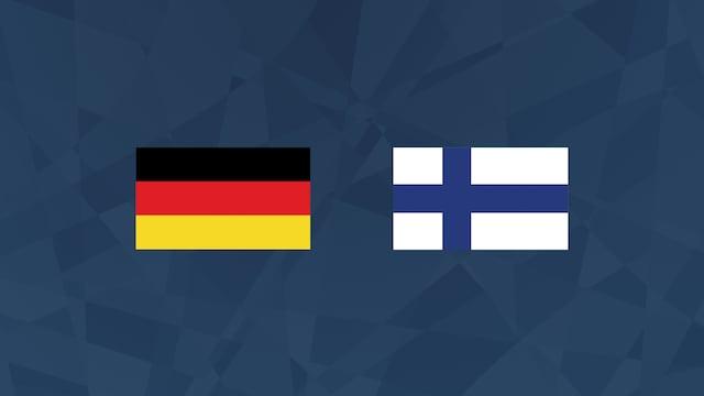 Saksa - Suomi (studiolähetys)
