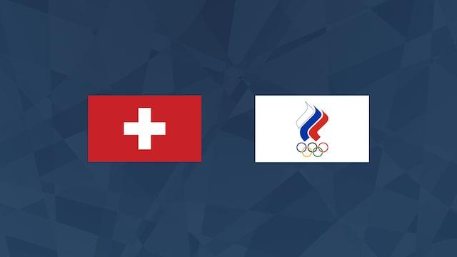 Sveitsi - Venäjä