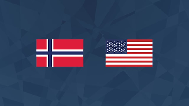 Norja - USA