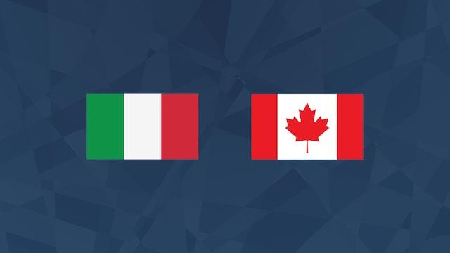 Italia - Kanada