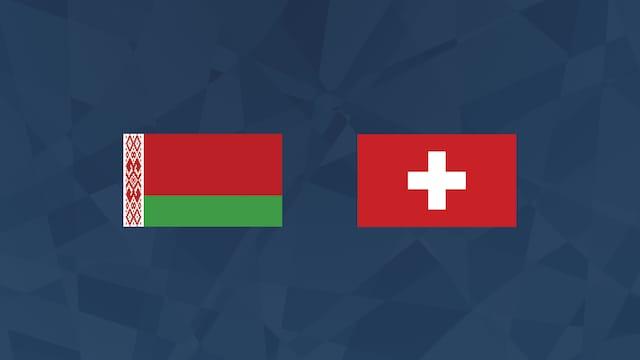Valko-Venäjä - Sveitsi