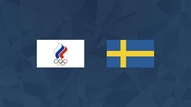 Venäjä - Ruotsi (studiolähetys)
