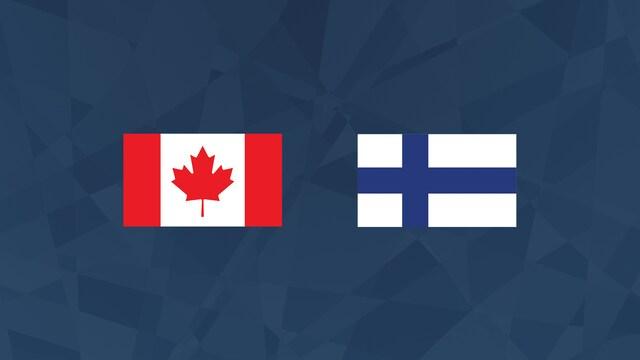 Kanada - Suomi (studiolähetys)