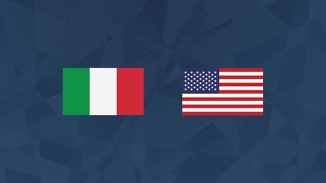 Italia - USA