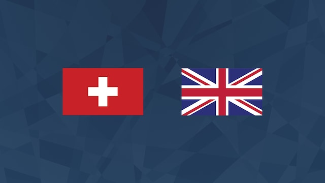 Sveitsi - Iso-Britannia