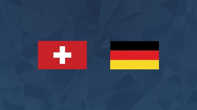 Puolivälierä: Sveitsi - Saksa