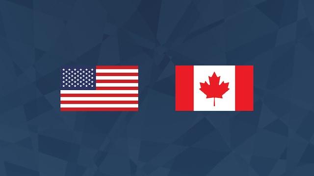 Välierä: USA - Kanada (studiolähetys)