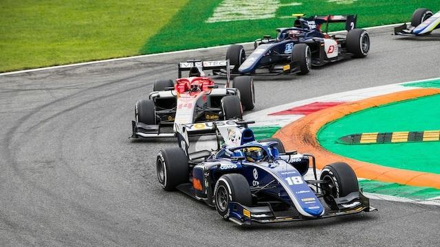 Monaco / Sprinttikisa 1