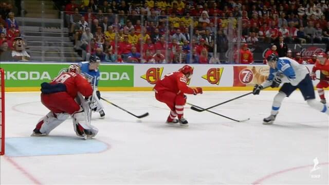 Jääkiekon MM 2019: Venäjä - Suomi, Jääkiekon MM 2019: Venäjä - Suomi välierä
