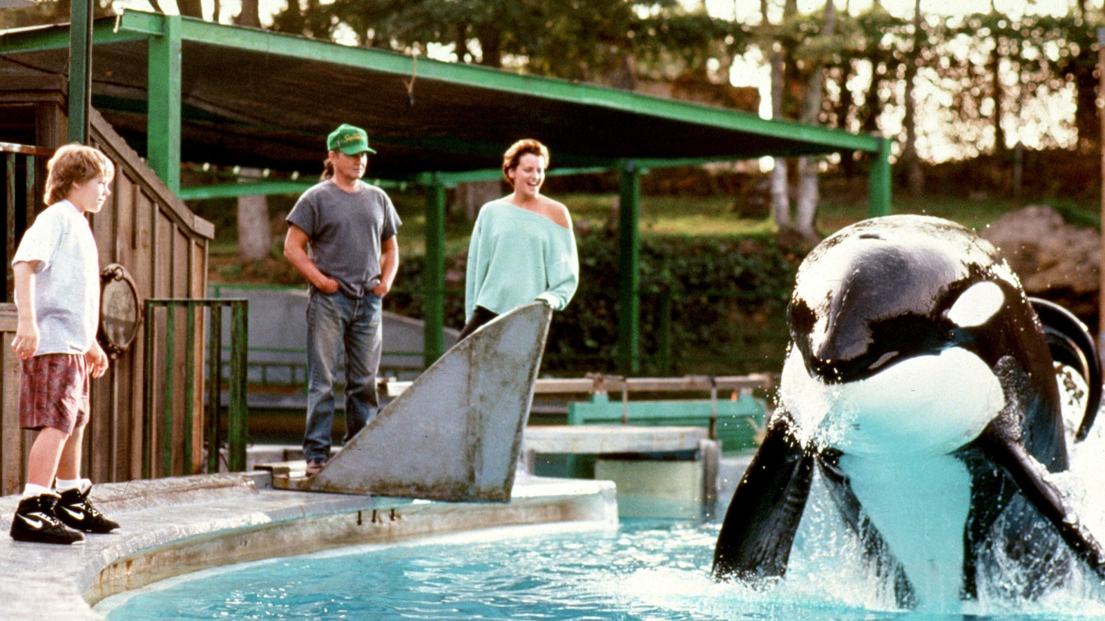 Free Willy – Pelastakaa Willy