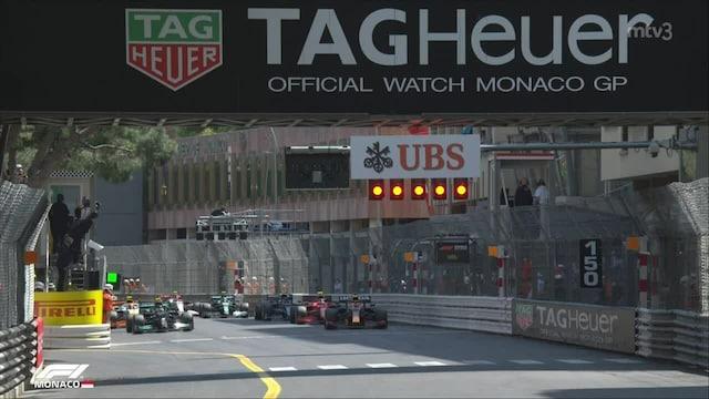 Formula 1 osakilpailu kooste, Monaco