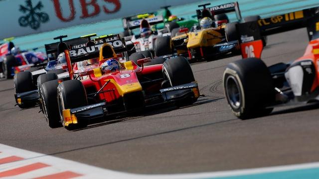 Monacon osakilpailu