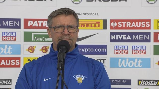Jääkiekon MM-kisat, Päävalmentaja Jukka Jalonen Leijonista: Kaikki pelaajat sitoutuneet omiin rooleihinsa