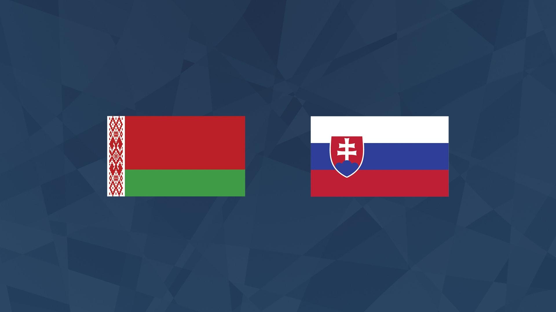 Maalikooste: Valko-Venäjä - Slovakia
