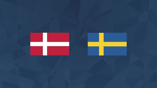 Maalikooste: Tanska - Ruotsi