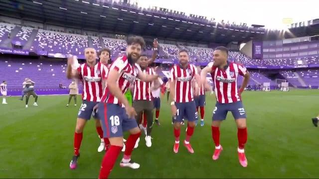 La Liga, Atletico Madrid sinnittelee loppuun asti ja voittaa Espanjan mestaruuden!