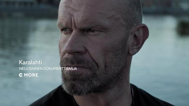 Karalahti-dokumenttisarjan traileri