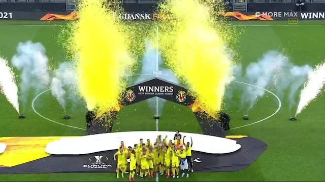 """Eurooppa-liiga, Villarreal on Eurooppa-liigan mestari kaudella 2020-2021: """"Villarrealille tämä ei koskaan tule olemaan vain yksi pytty muiden joukossa"""""""