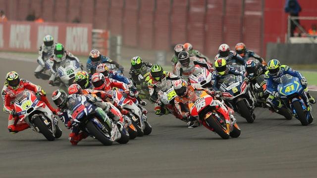 Moto2: Katalonian GP