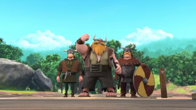 48. Viikingit hyökkäävät