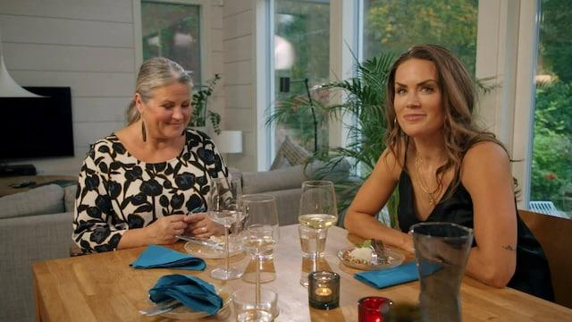 Illallinen äidille, Martina Aitolehti antaa äidilleen koskettavan kirjeen