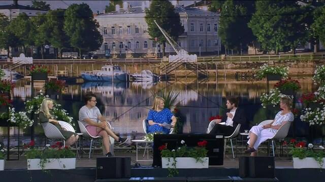 SuomiAreena, Vihreiden puoluepäivä: Ilmaston ja luonnon supervuosi – onko Suomi ratkaisijoiden joukossa?