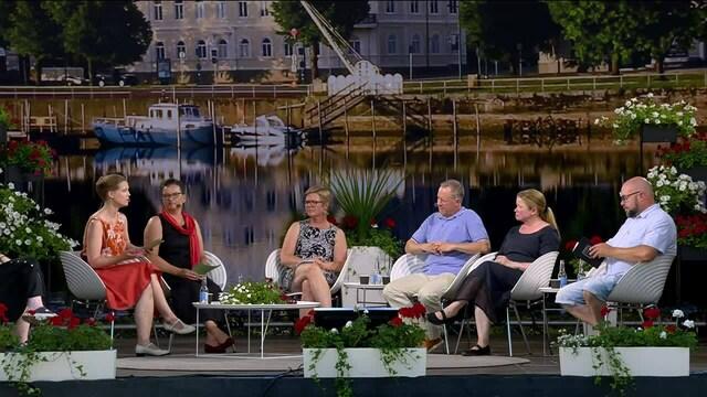 SuomiAreena, Ympäristökriisi vaatii muutosta - aloitetaanko koulusta?
