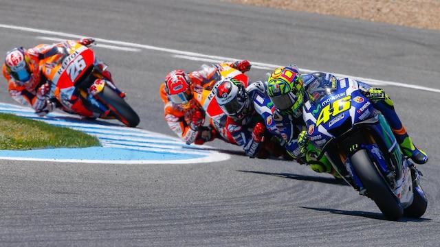 MotoGP: Hollanin aika-ajot