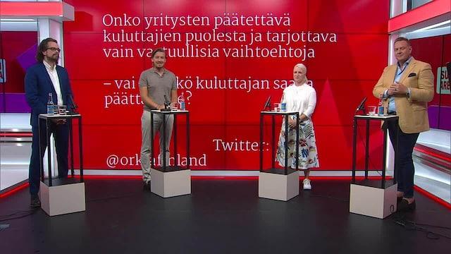 SuomiAreena, Miten kuluttajavalinnat vaikuttavat planeettamme tulevaisuuteen – ja mikä on yritysten vastuu?