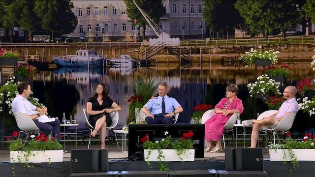 SuomiAreena, Hyvin sanottu -kunnioittaen keskusteleva Suomi