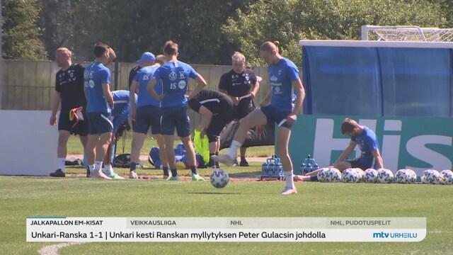 Jalkapallon EM-kisat, Näin tarkasti on vartioitu ja suojattu Huuhkajien kotipesä Kuokkalassa