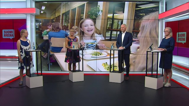 SuomiAreena, Voiko koulu kasvattaa syömään hyvin?