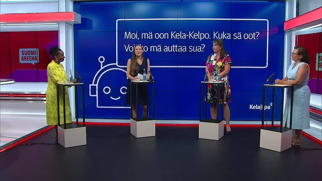SuomiAreena, Digi auttaa meitä kaikkia