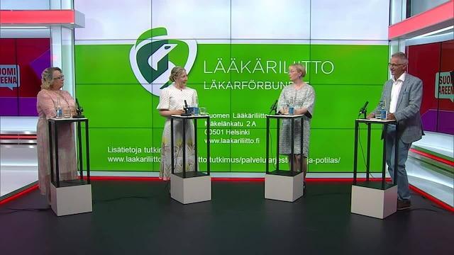 SuomiAreena, Terveydenhuoltoa tutkitulla tiedolla, ei uskomuksilla