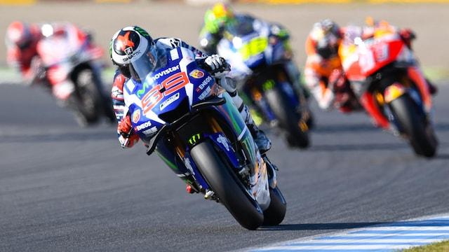 MotoGP: Hollannin osakilpailu