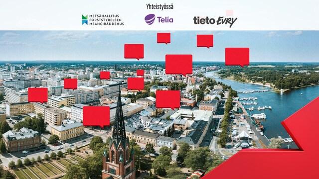 SuomiAreena: Puheenjohtajatentti, SuomiAreena: Puheenjohtajatentti