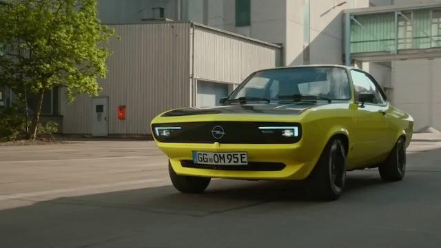 Autot, Muistatko Mantan? Opel tuo legendaarisen pikkusportin takaisin markkinoille