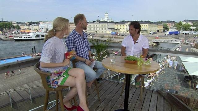 13. Mauri Kunnas ja Jukka Haapalainen