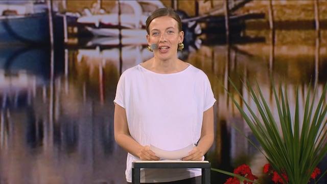 SuomiAreena, Politiikan puheet kesäillassa: Li Andersson