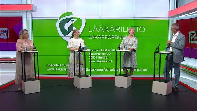 SuomiAreena, Vaihtoehtoisten hoitomuotojen valvonnalle on tarvetta