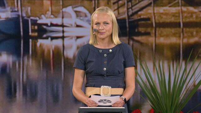 SuomiAreena, Politiikan puheet kesäillassa: Elina Valtonen