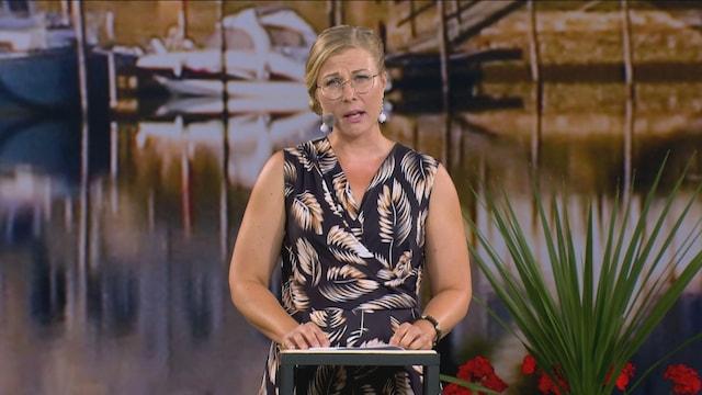 SuomiAreena, Politiikan puheet kesäillassa: Niina Malm