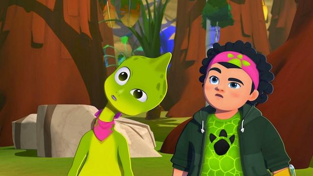 8. Dino-Dan seikkailee