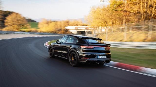 Autot, Maailman nopein SUV Nürburgringillä on Porsche Cayenne Turbo GT